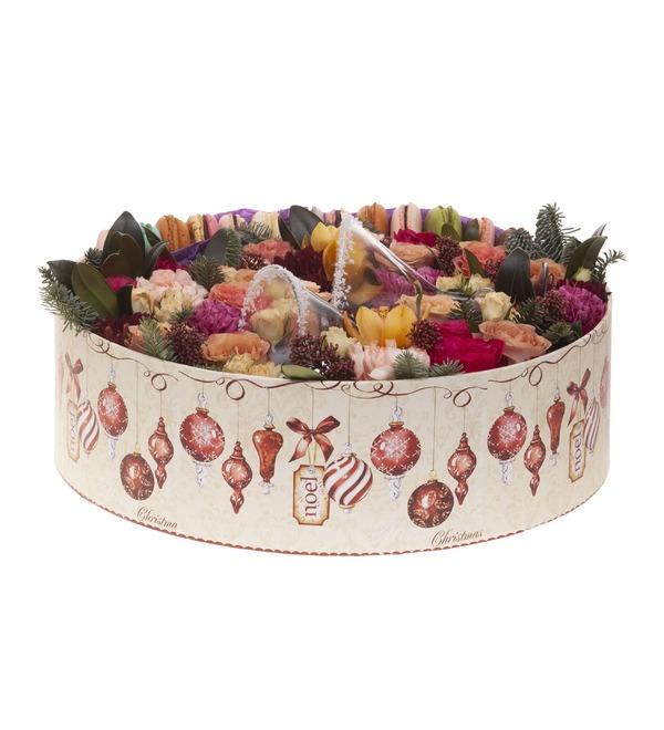 Подарочная коробка Романтика Нового Года – фото № 4