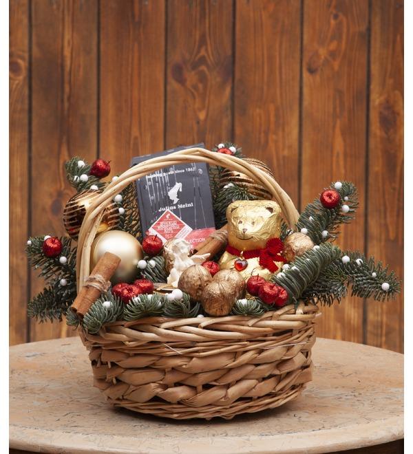 Подарочная корзина Медвежонок – фото № 4