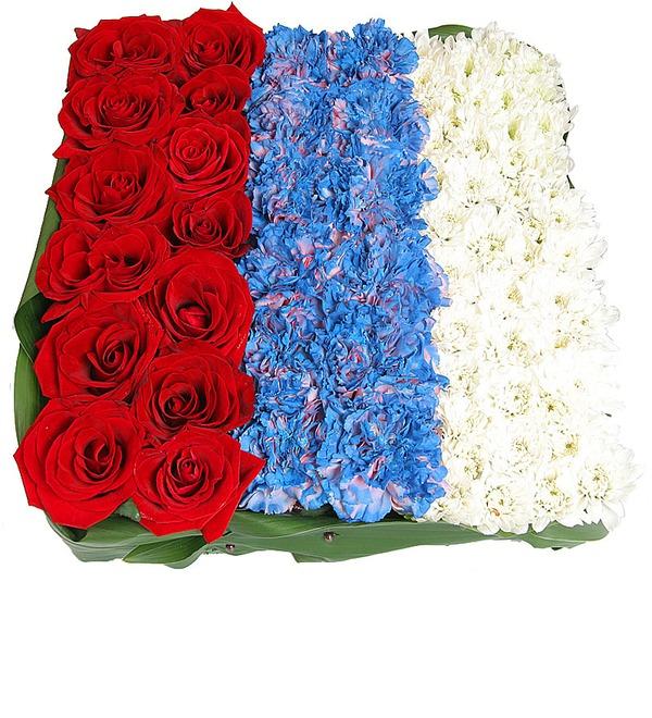 Композиция Флаг России – фото № 3