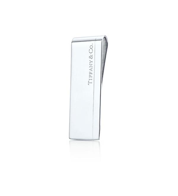 Серебряный зажим для денег Tiffany&Co – фото № 1