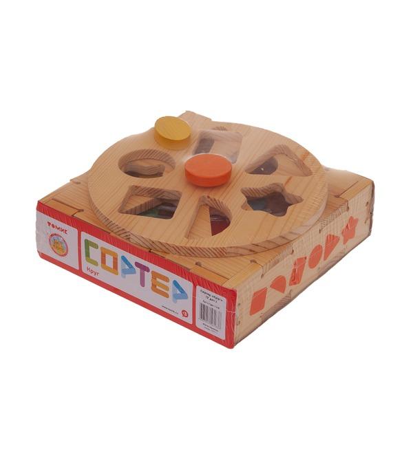 Развивающая деревянная игрушка Сортер – фото № 3