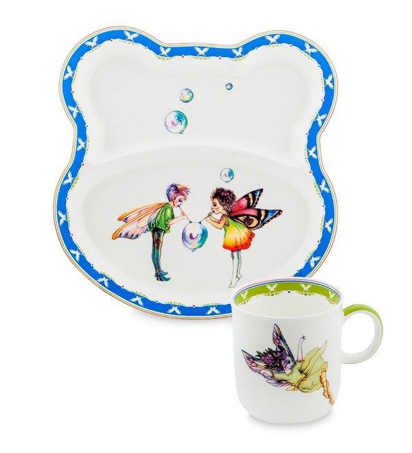 Набор посуды из 2х предметов Эльф (Buona Elf Pavone) – фото № 3
