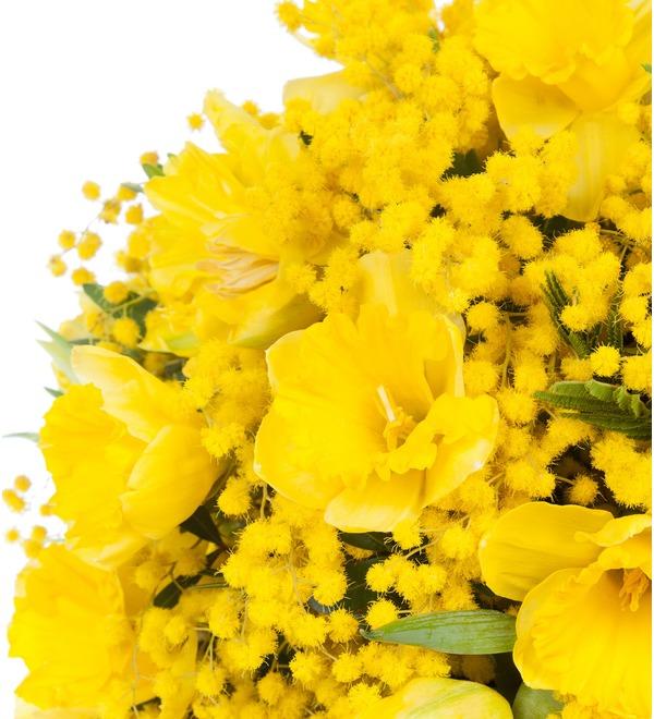 Букет-дуэт Подарок весны – фото № 4