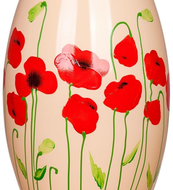 Vase Poppies – photo #2