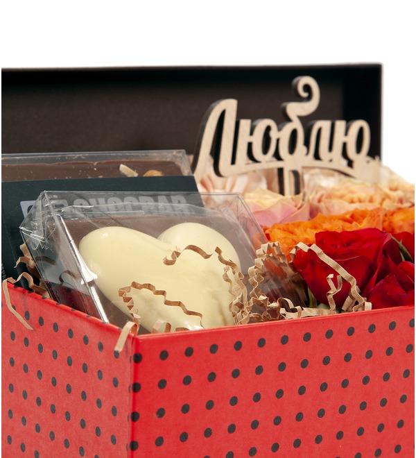 Подарочная коробка Симфония любви – фото № 2