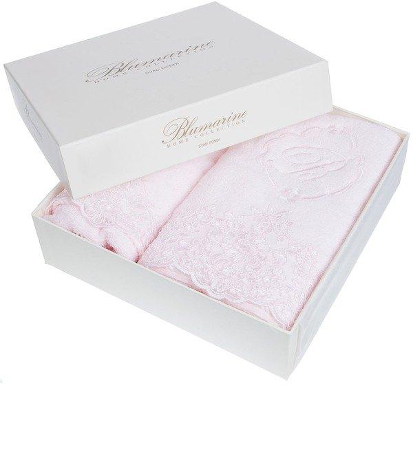 Set of 2 towels Blumarine – photo #3