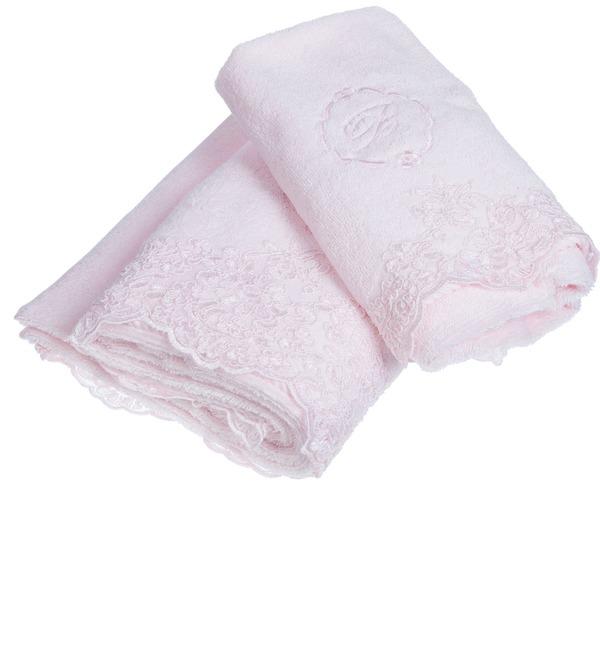 Set of 2 towels Blumarine – photo #1