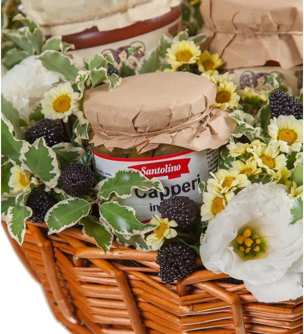 Подарочная корзина Овощное ассорти – фото № 3