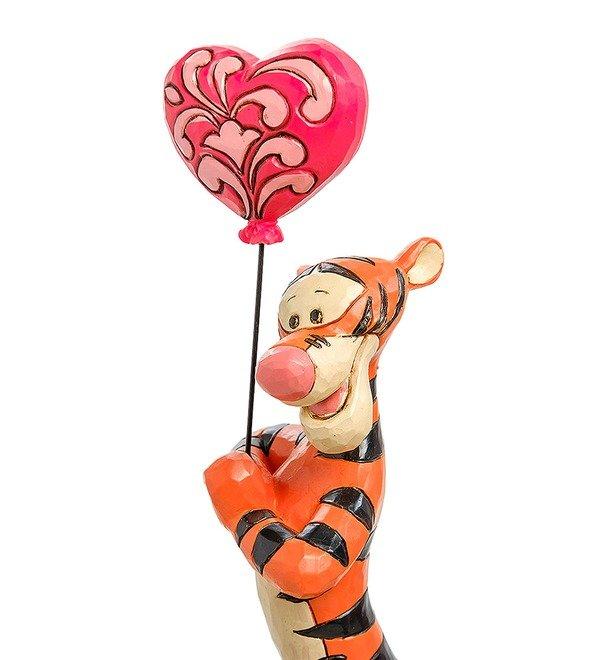 Фигурка Тигра с сердечком (Disney) – фото № 3