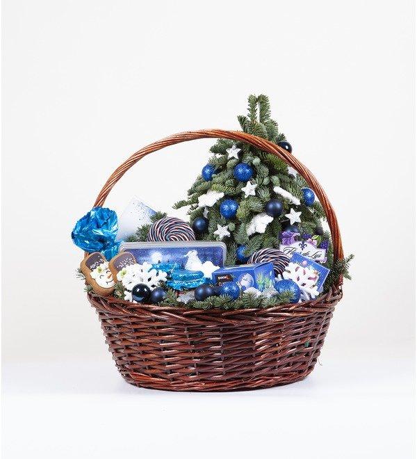 Подарочная корзина Иней на ёлке – фото № 4