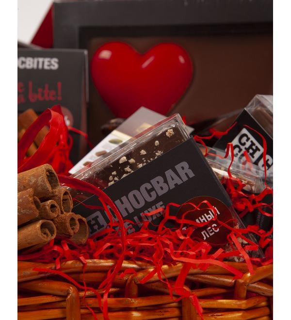 Подарочная корзина История любви – фото № 2