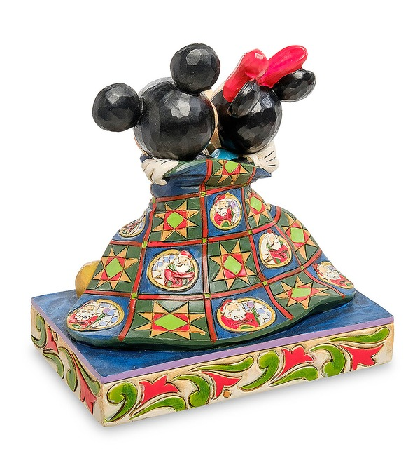 Фигурка Микки и Минни. Теплые пожелания (Disney) – фото № 2
