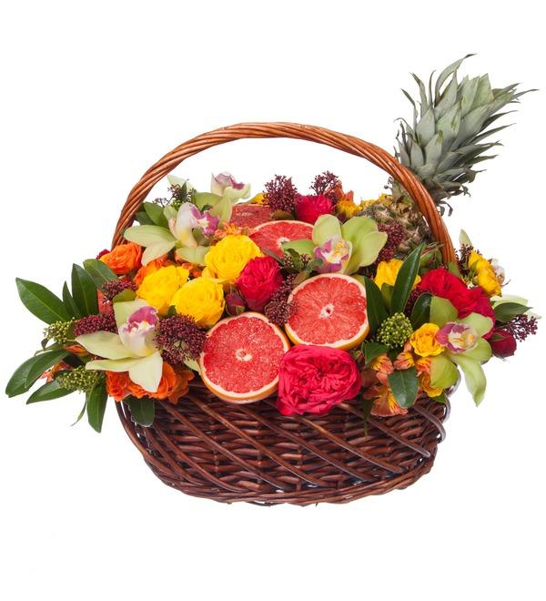Composition Fruit platter – photo #5