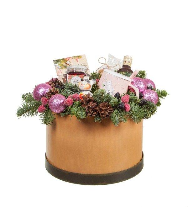 Подарочная коробка С заботой о тебе – фото № 4