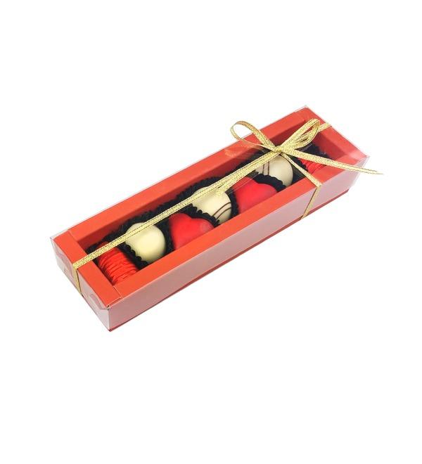 Конфеты ручной работы из бельгийского шоколада Локирк – фото № 3