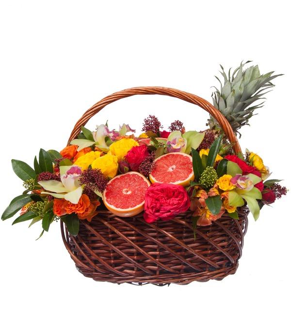 Composition Fruit platter – photo #4