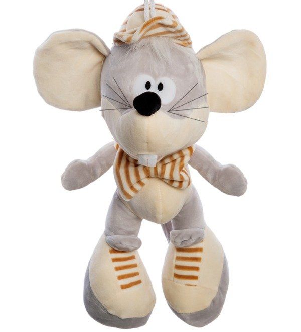 Soft toy Little Mouse – photo #1