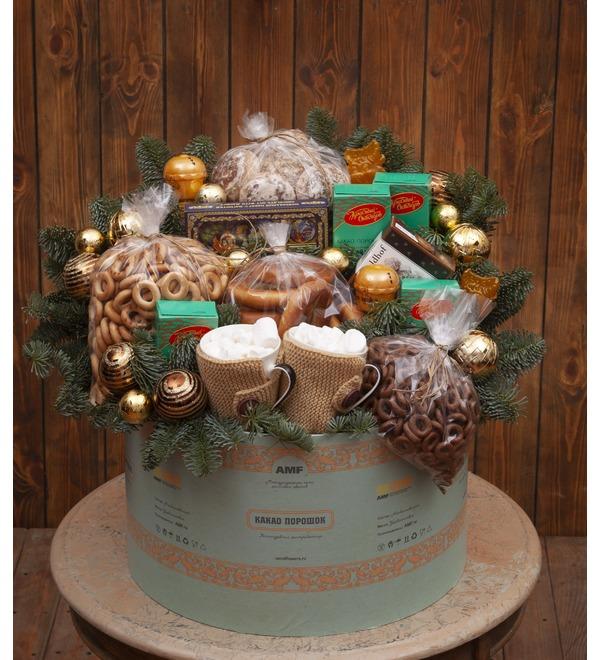 Подарочная коробка Горячий какао – фото № 1