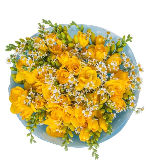 Букет Полевые цветы – фото № 3