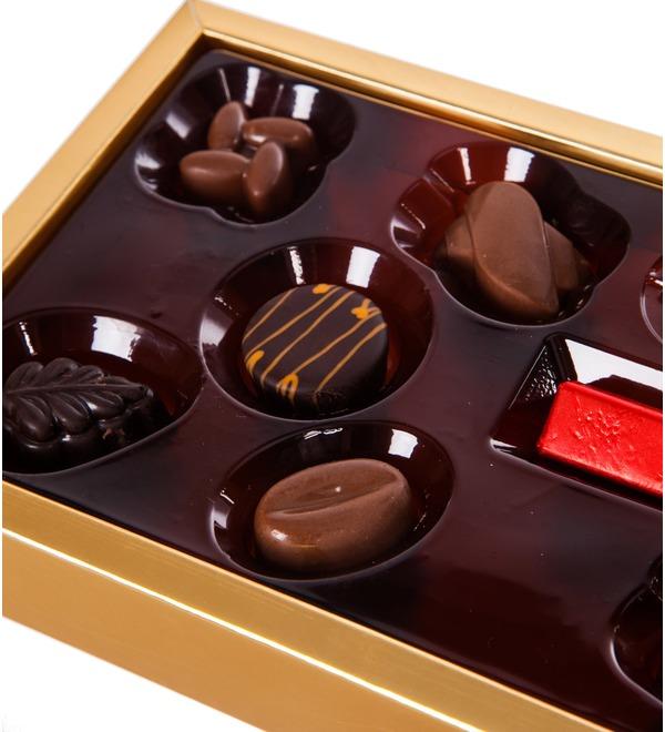 Набор шоколадных конфет Коробка желаний, 128 гр – фото № 2