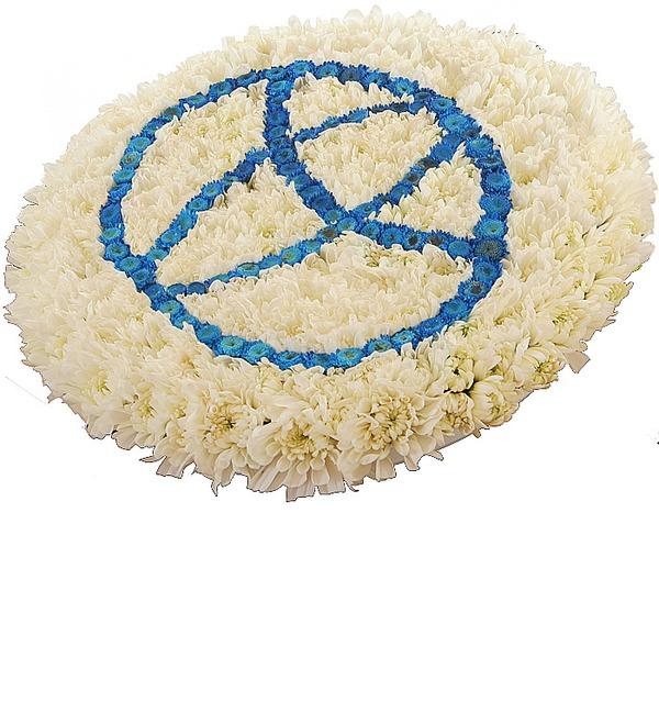 Цветочный логотип Тойота. Любой логотип на Ваш выбор! – фото № 3