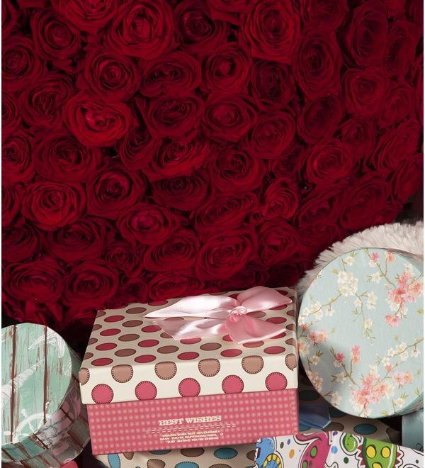 Подарочная корзина Признание – фото № 3