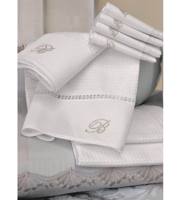 Set of 2 Blumarine towels – photo #1