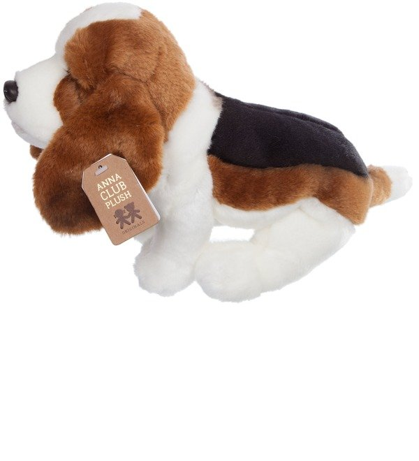 Soft toy Basset Hound Dog (30 cm) – photo #3
