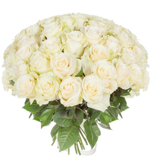 Bouquet of Ecuadorian Mondial Roses (25, 51, 75 or 101) – photo #5