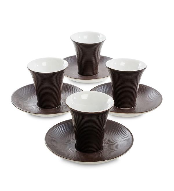 Кофейный набор на 4 персоны Колумбия для двоих – фото № 1