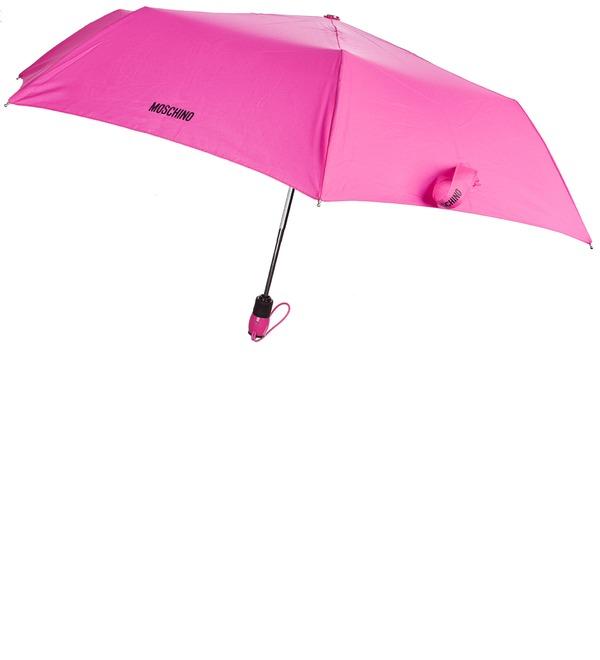 Automatic umbrella MOSCHINO – photo #2