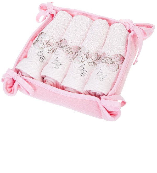 Set of 4 towels Blumarine The mood of the summer – photo #1