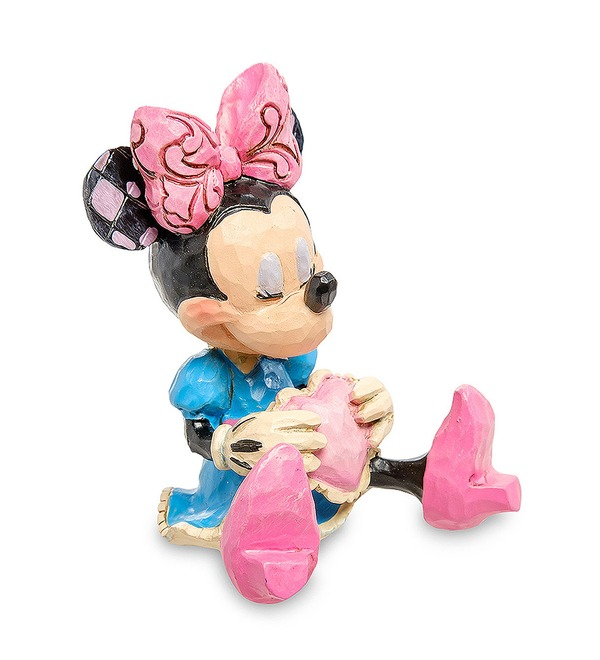 Figurine Minnie Mouse with the heart (Disney) – photo #2
