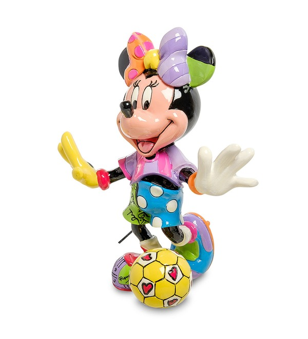 Фигурка Минни Маус футболистка (Disney) – фото № 2