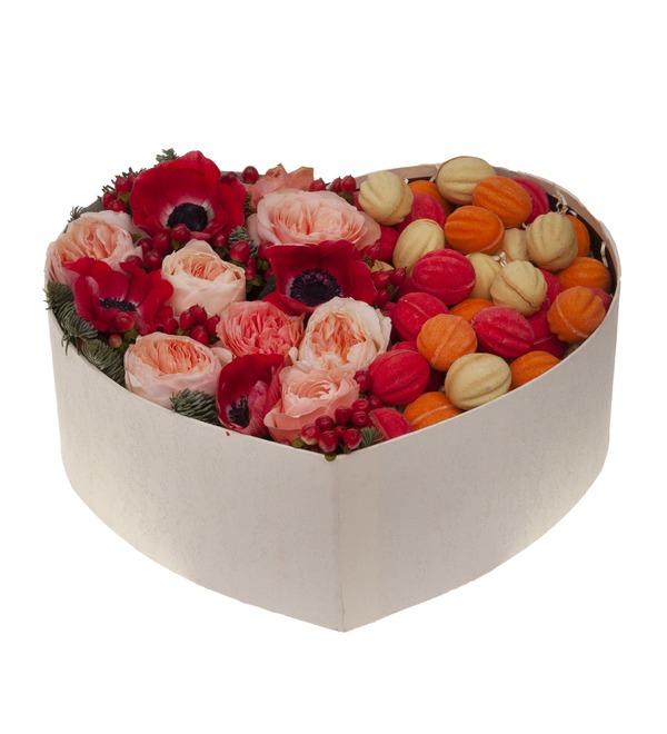 Подарочная коробка Страстная любовь – фото № 4