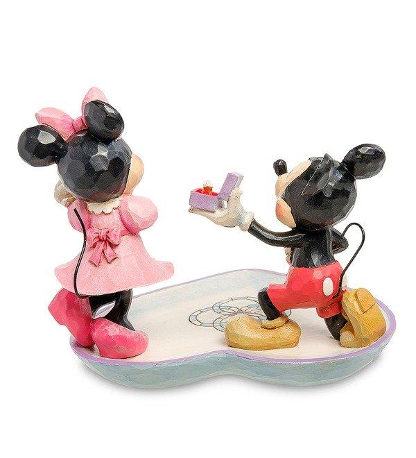Фигурка Микки и Минни с кольцом (Disney) – фото № 3