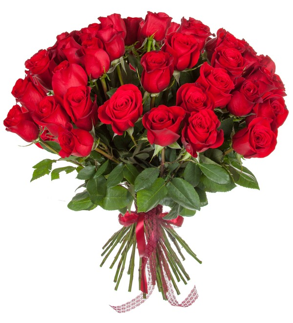 Bouquet of Ecuadorian Freedom Roses (25, 51, 75 or 101) – photo #5