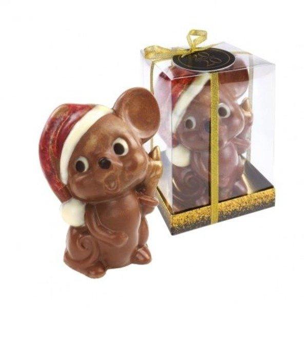 Шоколадная фигура Мышель – фото № 1