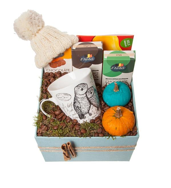 Подарочная коробка Сладкий вечер – фото № 4