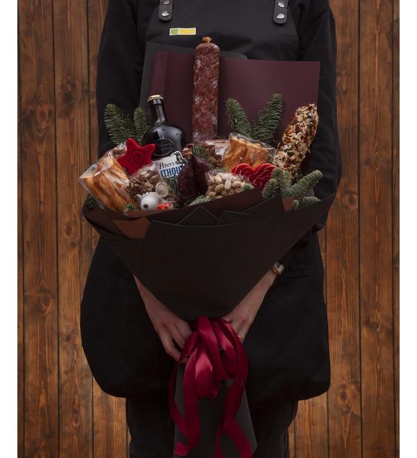 Продуктовый букет Мясной аромат – фото № 1