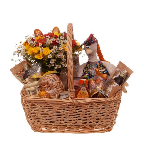Подарочная корзина Чай с мёдом – фото № 4