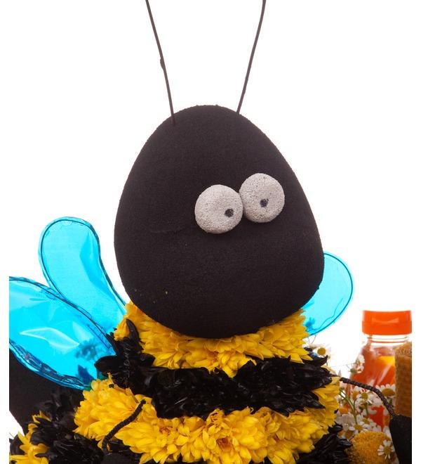 Gift basket Funny bee – photo #3
