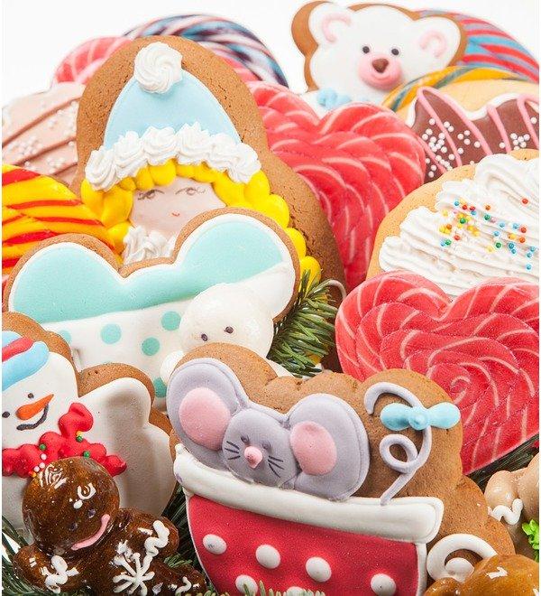 Подарочная коробка Запах пирожных – фото № 2