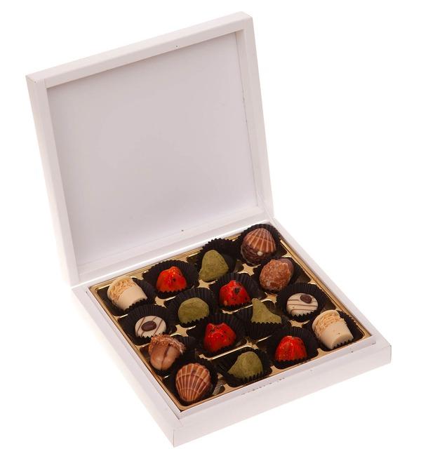 Конфеты ручной работы из бельгийского шоколада Экло – фото № 1
