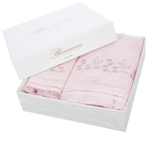 Set of 2 towels Rhapsody Blumarine – photo #1