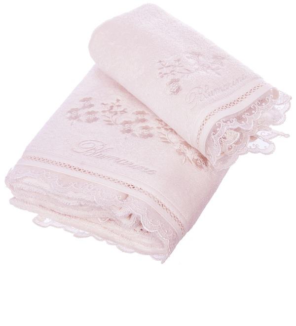 Set of 2 towels Rhapsody Blumarine – photo #3