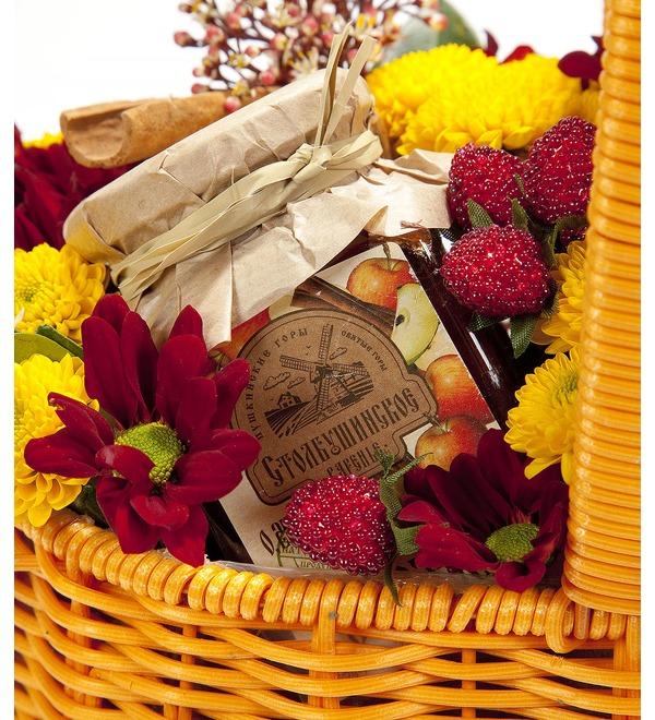 Подарочная корзина Ароматные ягодки – фото № 2