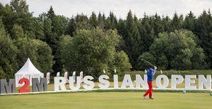 Гольф-турнир М2М Russian Open