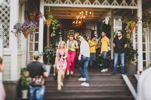 Garden Party в ресторане Цыцыла