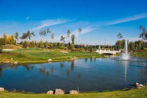 Открытый чемпионат клуба Agalarov Open 2014